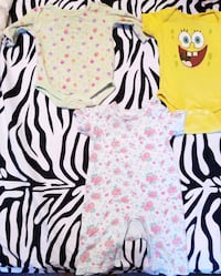 0- 3 month baby clothes