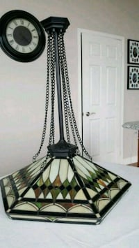 Tiffany style light excellent condition