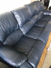 Real leather sofa Alexandria, 22304