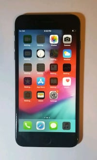space gray iPhone 6 with black case Hialeah, 33012