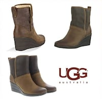 UGG wedge boots Harpers Ferry