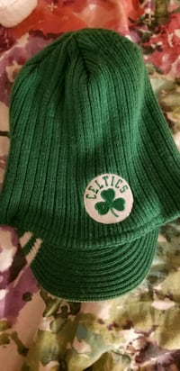 Used Adidas Boston Celtics Licensed Winter Hat Men S For