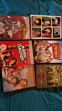assorted-title DVD case lot 42 km