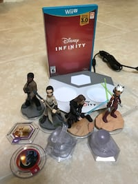 Disney Infinity 3.0 with Star Wars for WiiU Murrells Inlet, 29576