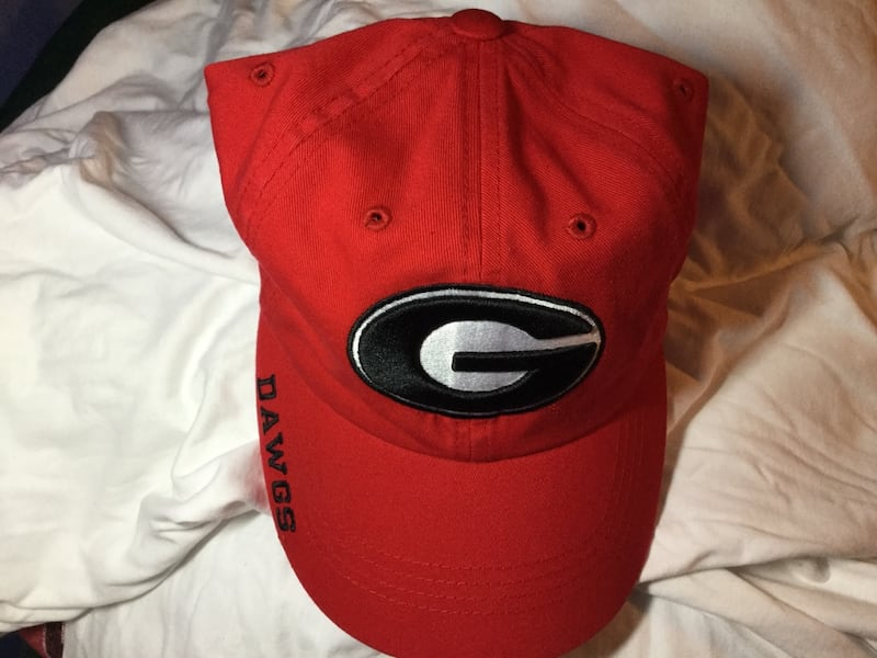 Georgia Bulldogs DAWGS Relaxed Fit Hat 8fb3acd9-d6b1-4490-bfd7-77fc2492ed16