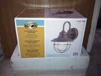 Exterior wall Lantern by Hampton Bay new in box Lincoln, 68508
