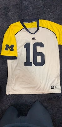 michigan football jersey Washington, 20032