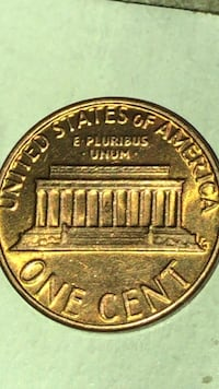 1981 d Lincoln penny