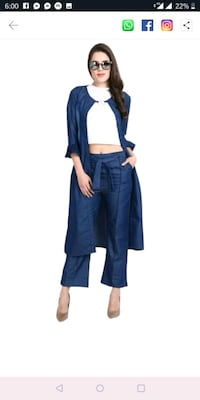 women's blue denim jeans Mumbai, 400011