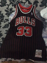 black and yellow Chicago Bulls 23 jersey Melrose Park, 60160