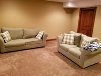 Couch and loveseat  St. Charles