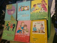 Vintage books from as early as 1959  Aztec