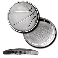 1 oz basketball coin Calgary, T2X 4C4