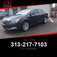 2015 Buick LaCrosse Leather Highland Park, 48203