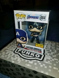 Captain America exclusive funko pop (FIRM PRICE) Toronto, M1L 2T3