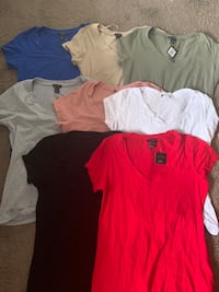 New basic t shirts Calgary
