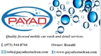 Mobile car wash & detail services. Union