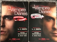 The Stefan diaries (sequel to Vampire diaries) Mississauga, L5B 2L9