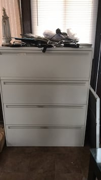 steel file cabinet Rockville, 20852