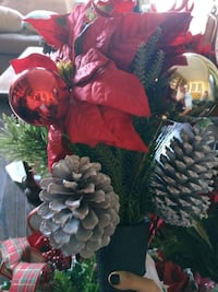 Christmas Artificial flower bouquet