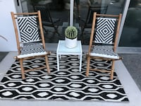 Modern High End Outdoor Furniture Palm Springs, 92264