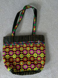 black and multicolored  bag South Brunswick Township, 08852