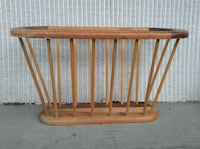 Wooden Magazine Rack East Northport