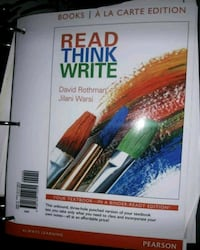 Read Think Write book Grand Rapids, 49504
