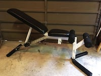 Weight lifting bench dumbbell Dumbbells  Hamilton, L8W 3A1