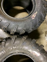 2 tires-grim reaper-At 26x12R12 Flowood, 39232
