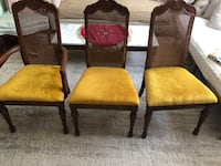6 dining chairs  Fairfax, 22032