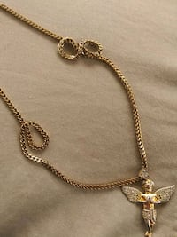 10k angle necklace jewelry Baltimore, 21203