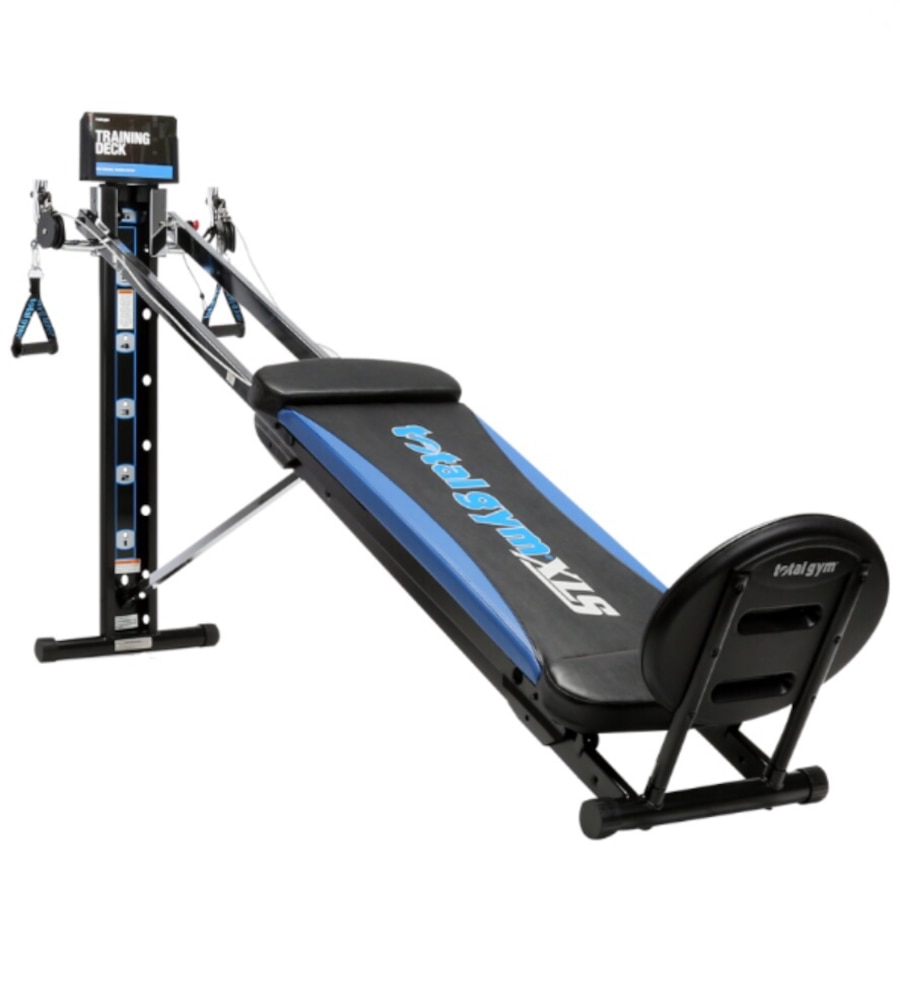 Used total gym xls exercise equipment in westminster