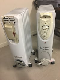 Radiator Style Electric Heaters ($30 EACH)