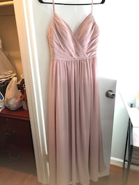 Hailey Paige occasions dusty rose size 4 Fairfax, 22030