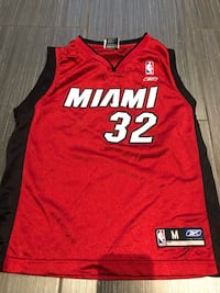 Youth Medium Basketball Jersey