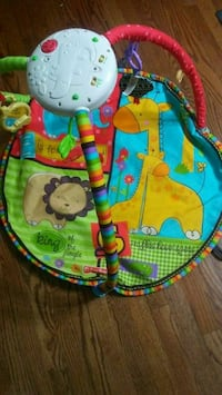 baby's multicolored bouncer Laurel, 20708