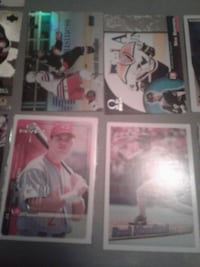 baseball collectible cards collections Ottawa, K2E 6P1