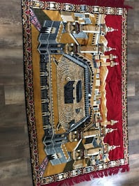 "Saudi Arabian Rug. Never used. Beautiful 67""x38"" The Villages, 32162"