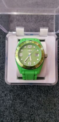 Adidas Brisbane Light Green Sl Str Watch   Calgary, T2A 7R6