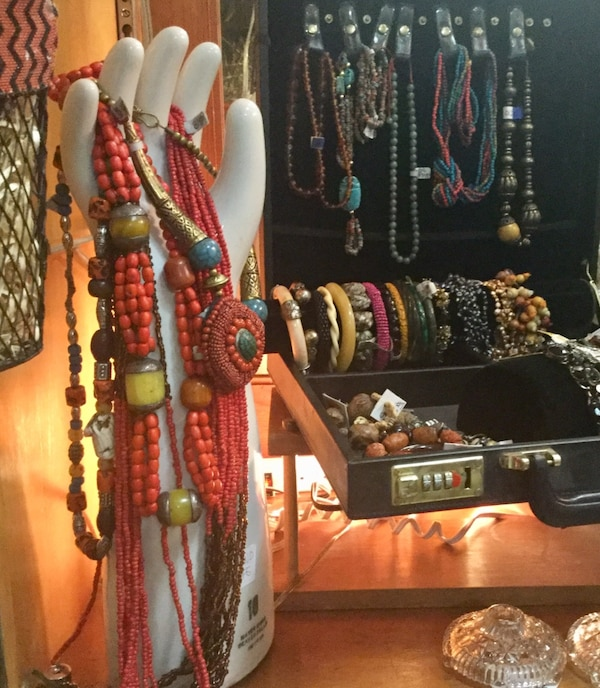 JEWELRY / Ethnic, Exotic, Tribal, Rustic, Vintage, Custom Made, Contemporary / Necklaces, Pendants, Bracelets, and Rings