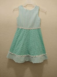 Little Girls Dress Excellent Condition 8$