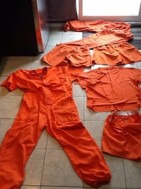 Orange clothing (Handmade - Great quality) Bradford West Gwillimbury, L3Z