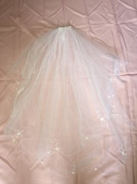 Wedding Bridal Veils Manassas, 20110
