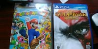 Gamecube game Mario Party game cube and God of war Richmond Hill