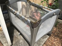 GRACO - Portable Crib in great shape Odessa, 33556