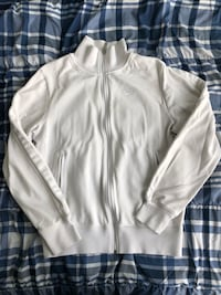 White nike vintage zip-up jacket Surrey, V3T 0H2