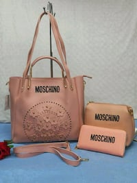 Tote bag Michael Kors in pelle marrone Maddaloni, 81024