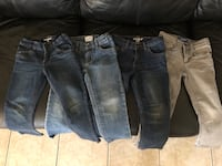Size 4t jeans for boys Bakersfield, 93304