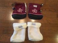 Stonz boots/ booties size large Toronto, M8X 2A1